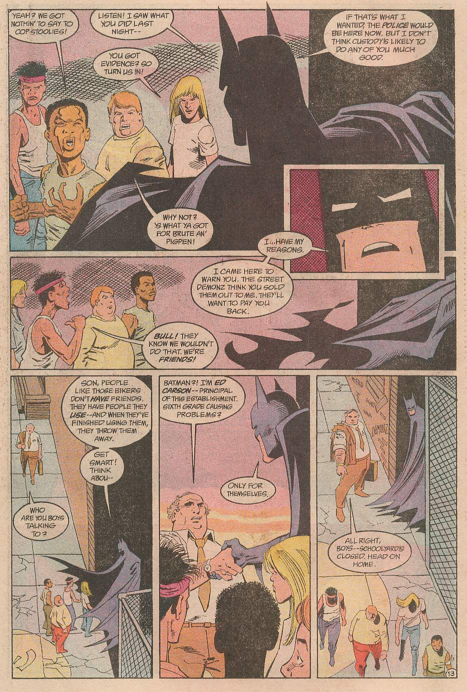 Detective Comics (1937) 614 Page 13