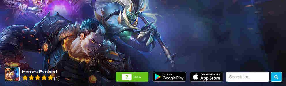 Download Heroes Evolved