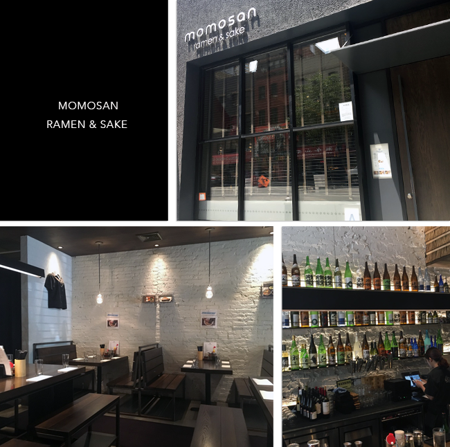 Momosan Ramen, Momosan Ramen & Sake Review, Momosan Review, Momosan New York