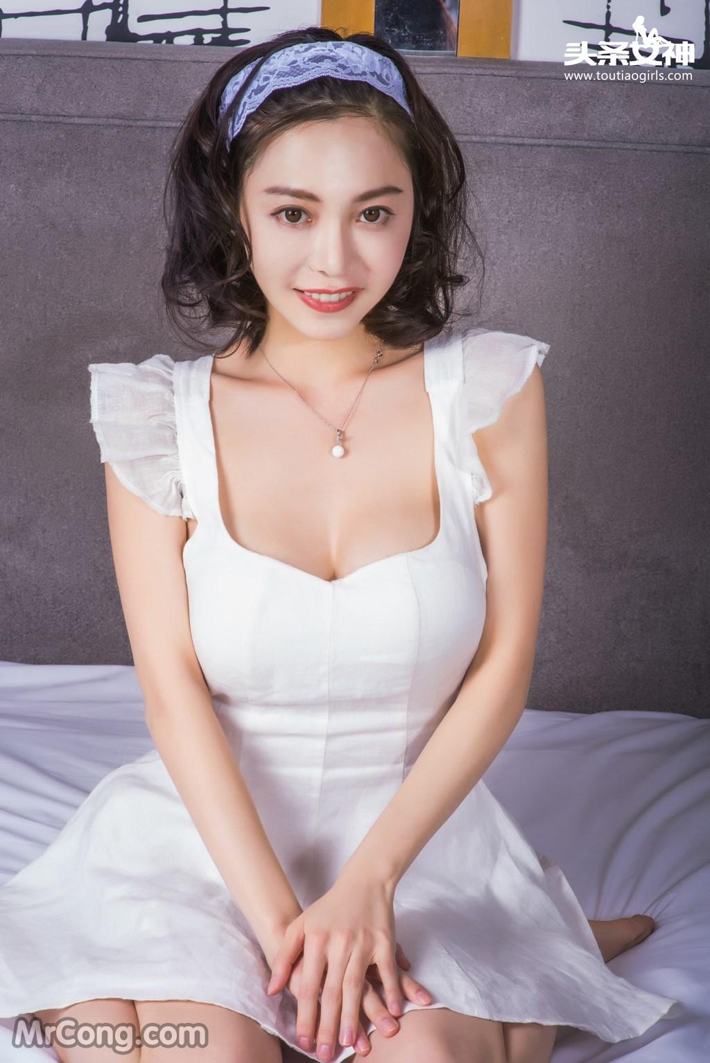TouTiao 2016-12-10: Người mẫu Xiao Ai (小爱) (27 ảnh)