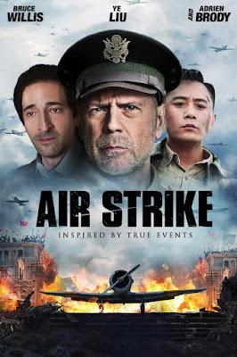 Air Strike 2018 DVD R1 NTSC Spanish