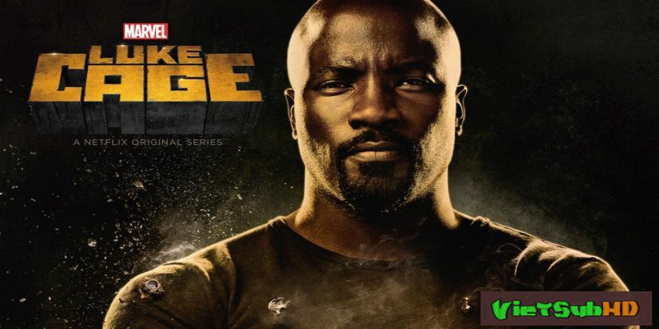 Phim Marvel's Luke Cage Hoàn Tất (13/13) VietSub HD | Marvel's Luke Cage 2016
