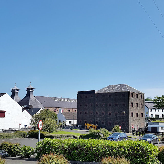 bushmills northern ireland distillery tour
