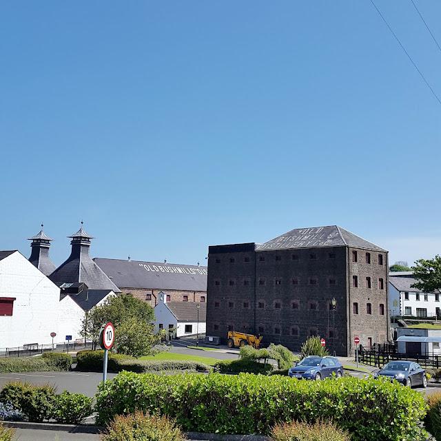 bushmills northern ireland distillery tour