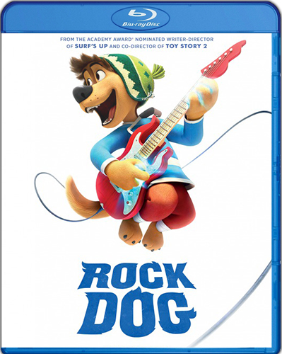 Rock Dog: El Perro Rockero [2016] [Full HD] [BRRip] [1080p] [Latino]