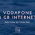 VODAFONE - 2019 YENİ YIL 3 GB İNTERNET!