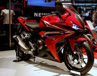 Body Honda CBR 150R Facelift 2016, modifikasi Honda CBR 150R Facelift 2016
