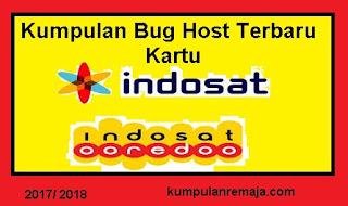 Kumpulan Bug Host kartu Indosat Unlimited Terbaru 2017 Aktif
