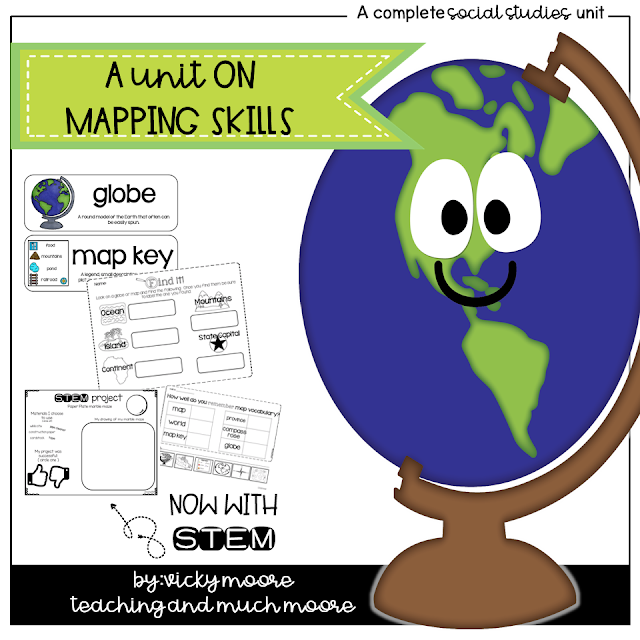 mapping unit, mapping skills