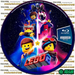 GALLETA - LA GRAN AVENTURA LEGO 2 - THE LEGO MOVIE: THE SECOND PART - 2019