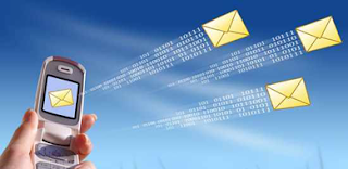 Email marketing via mobile