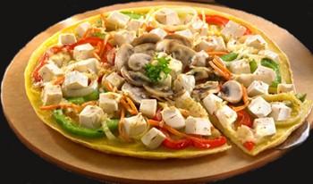 Resep Pizza Tahu Spesial Tanpa Oven