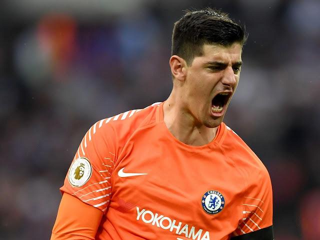 Thibaut Courtois Dekat Dengan Perpanjangan Kontrak Chelsea