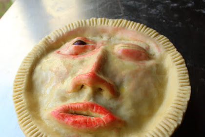 Face Pie – The Halloween Pastry You Can't Un-See