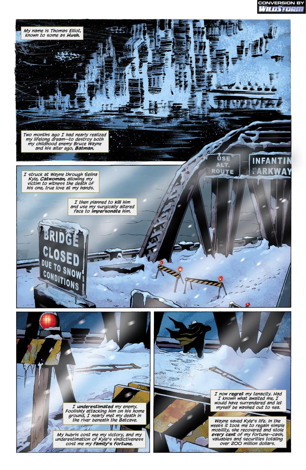 Detective Comics (1937) 852 Page 1