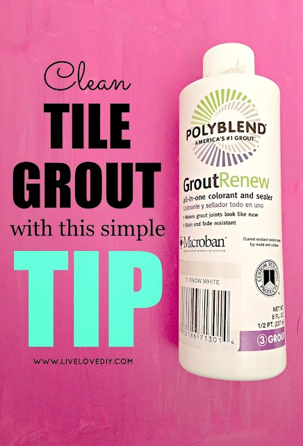 tile grout cleaner tips