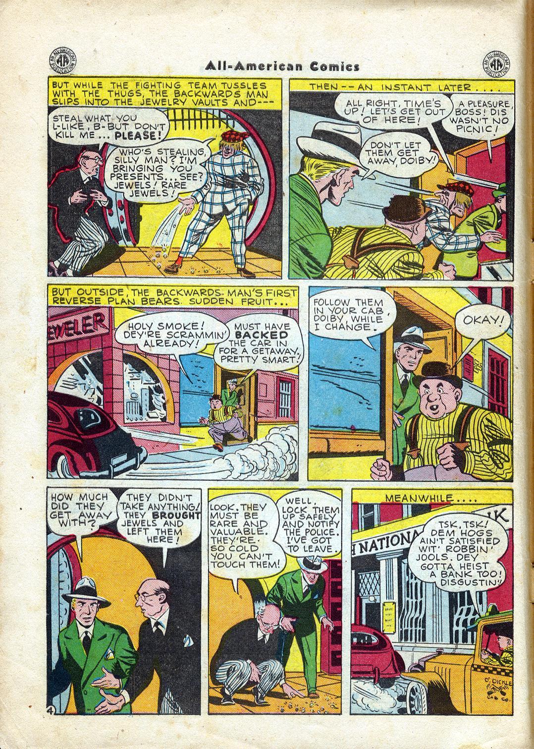 Read online All-American Comics (1939) comic -  Issue #69 - 7