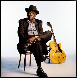 John Lee Hooker photo by Jay Blakesberg