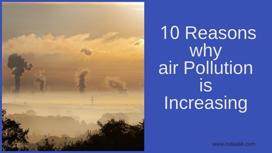 Health Effects of Air Pollution in Hindi