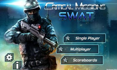 Critical Missions SWAT Mod Apk Download