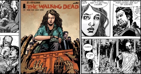 Image Comics Walking Dead #127 2014