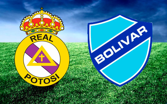 En vivo Real Potosí vs. Bolívar