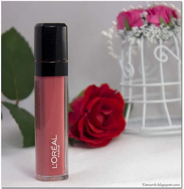 L'Oreal Paris Infallible Mega Gloss 109 Fight for it