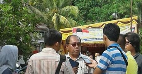 Pelantikan Ketua DPRD Kota Padang, Polisi dan Satpol PP Dikerahkan