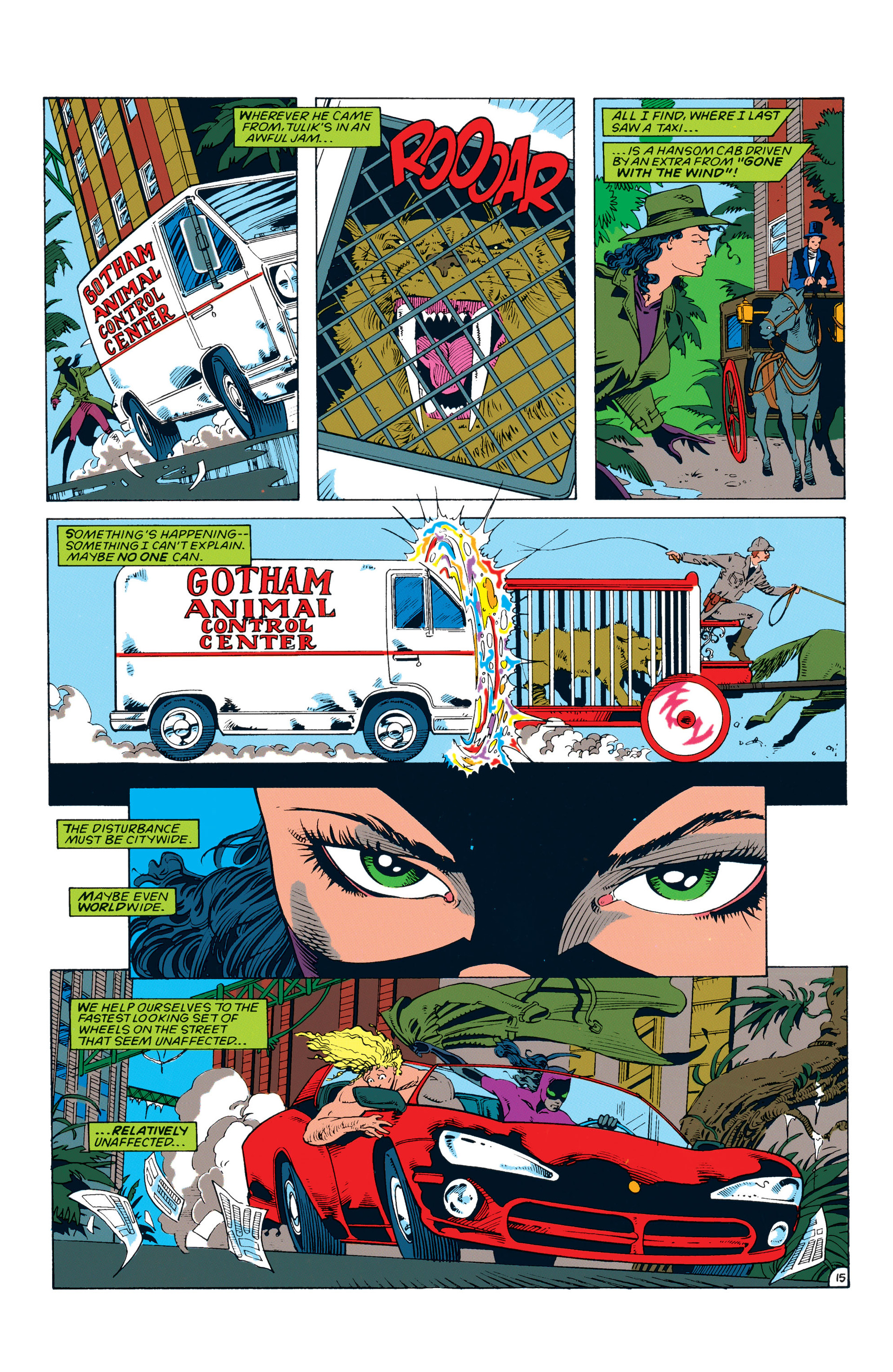 Catwoman (1993) Issue #14 #19 - English 16