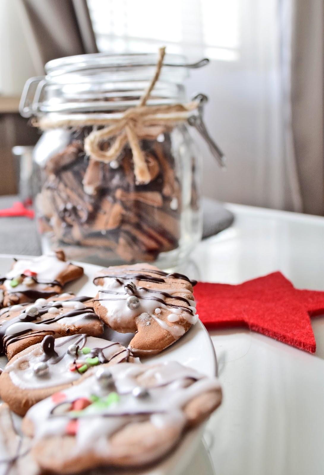 Jak podać pierniczki na Święta