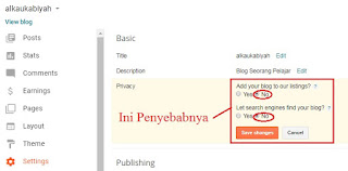 Cara Mengatasi Your Connection Is Not Private Untuk Blog