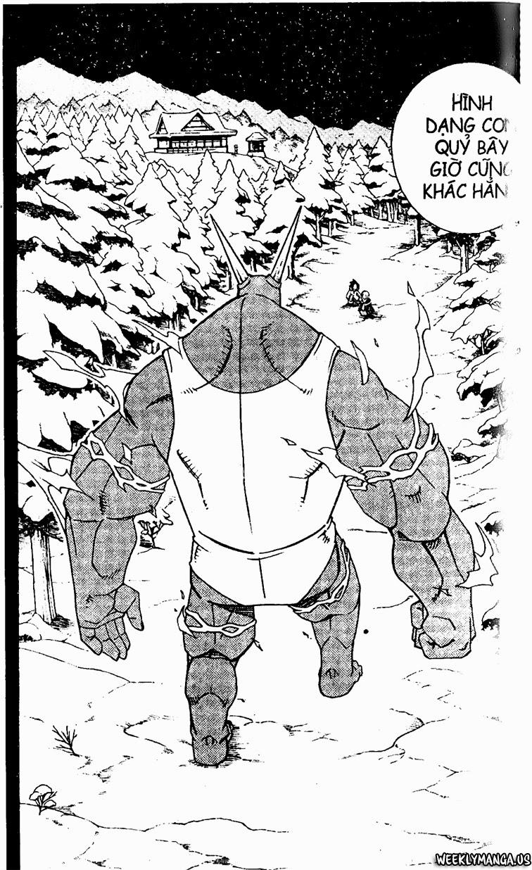 Shaman King [Vua pháp thuật] chap 172 trang 4