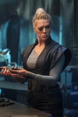 Krypton Season 2 Hannah Wadddingham Image 1