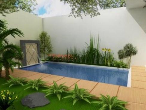 desain rumah minimalis type 36/60 dan 36/72: 1 lantai dan