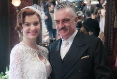 Éramos Seis: Assad fica viúvo e se casa com Karine