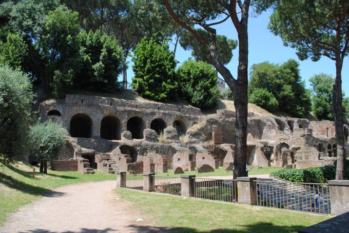 Cruise With Christine Pappin: Exploring Palatine Hill and
