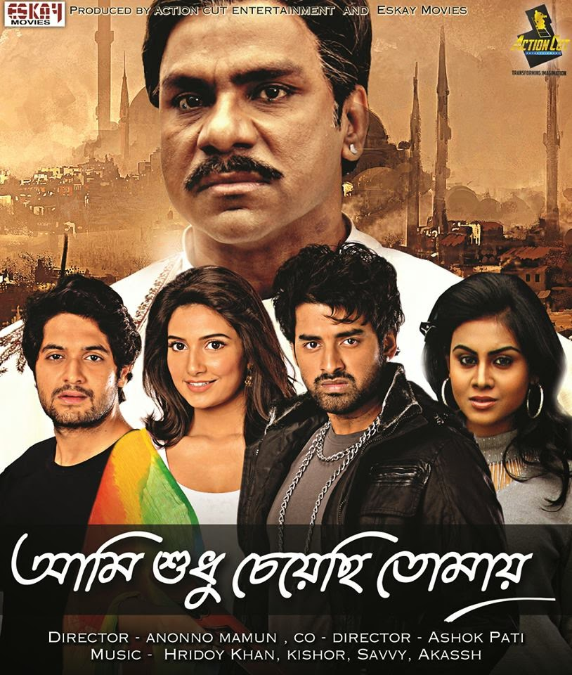 Ami Sudhu Cheyechi Tomay -2014 HD Kolkata Bengali Full Movie Free Download