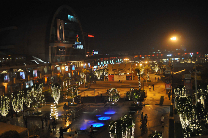 Dating places in south delhi