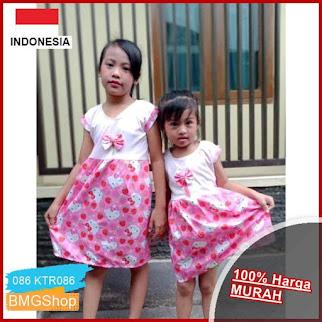KTR086 Dress Anak Karakter 0 6 BMGShop