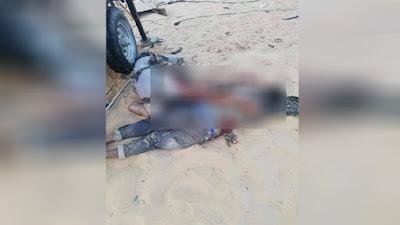 مقتل 4 إرهابيين في إحباط هجوم على كمين بالعريش