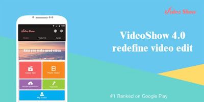 download aplikasi edit video VideoShow apk