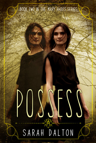 Possess by Sarah Dalton book cover