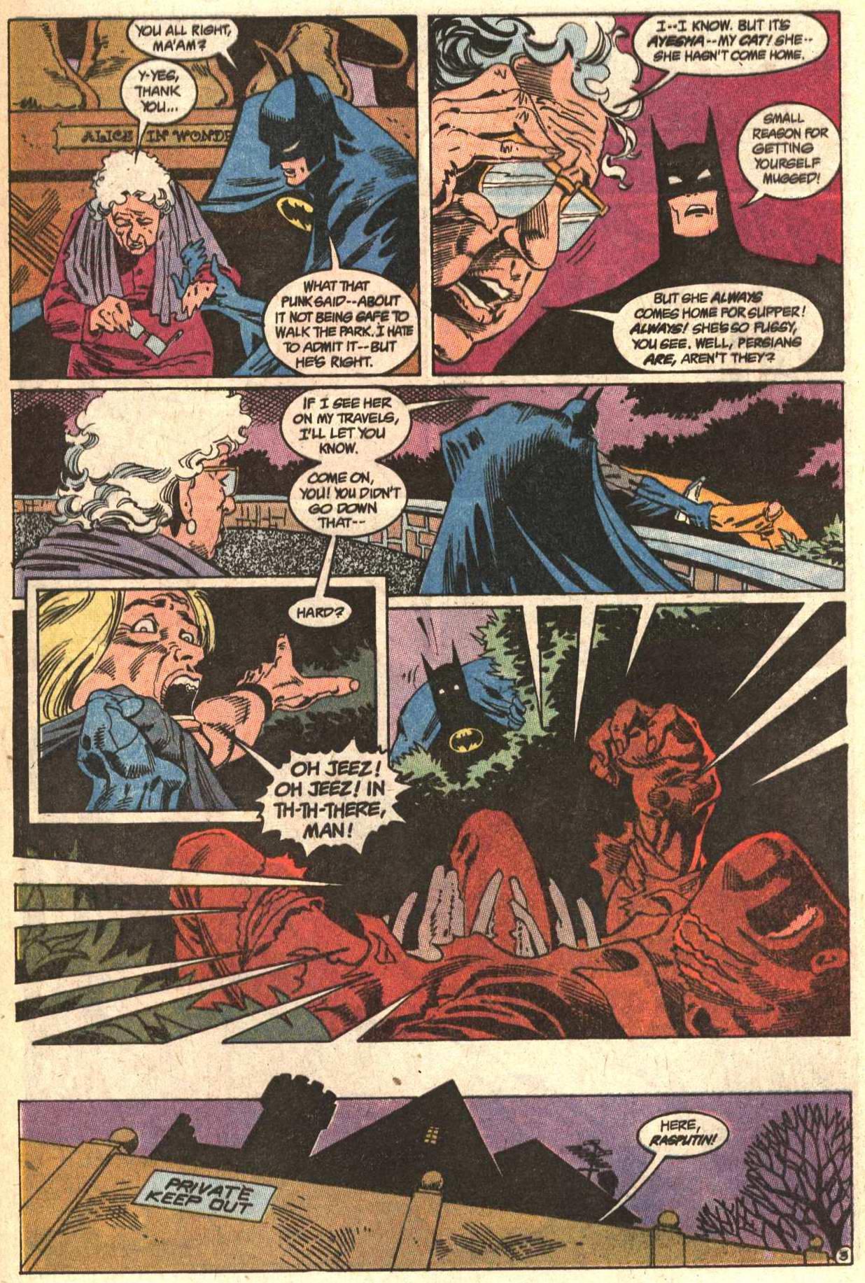 Detective Comics (1937) 612 Page 3