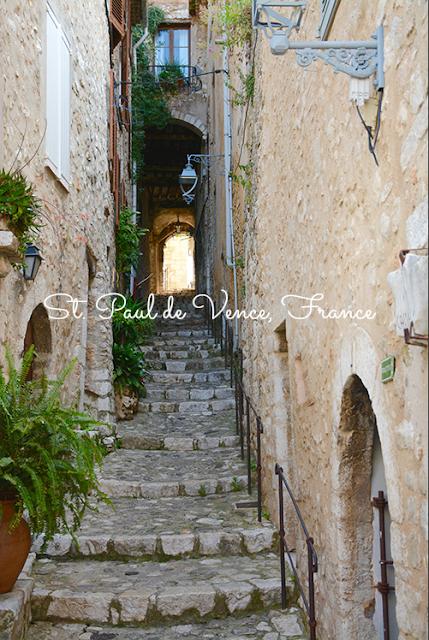Travel: St. Paul de Vence, France | My Darling Days