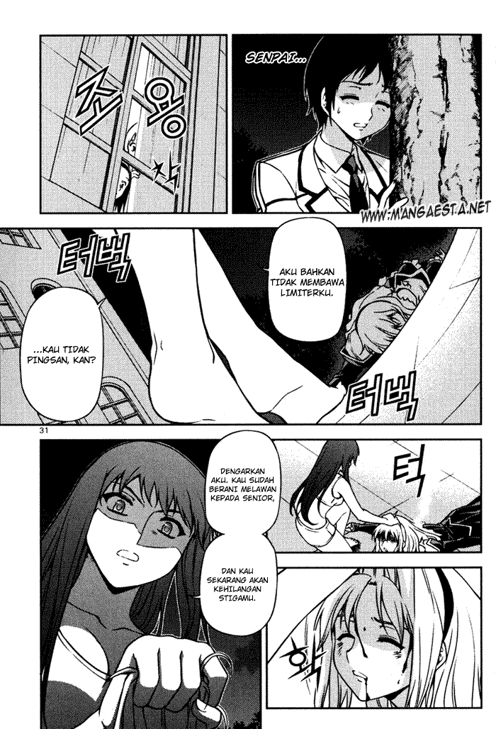 Baca Manga Freezing Chapter 6 Bahasa Indonesia