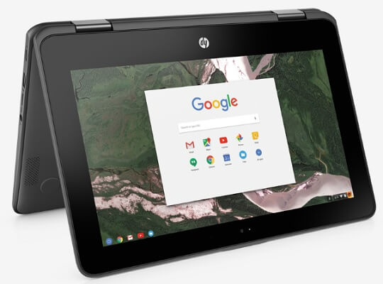 Google Launches New HP Chromebook x360 11 G1 Education Edition