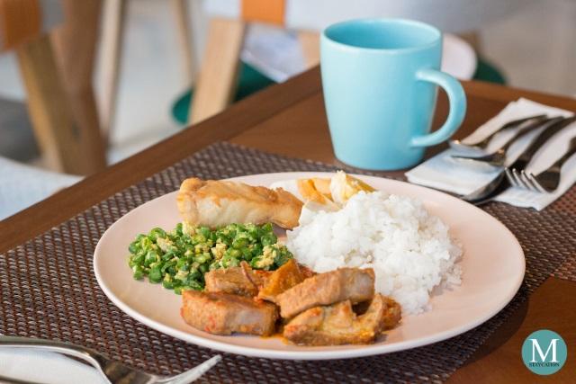 Breakfast Buffet at Hilton Bali Resort