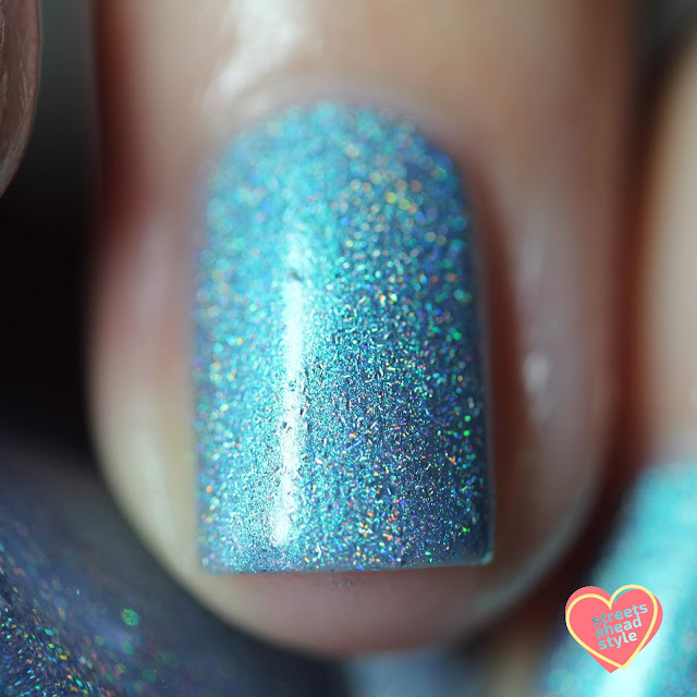 KBShimmer Now and Zen swatch by Streets Ahead Style