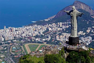 Cristo Redentor - Río Janeiro, Brasil