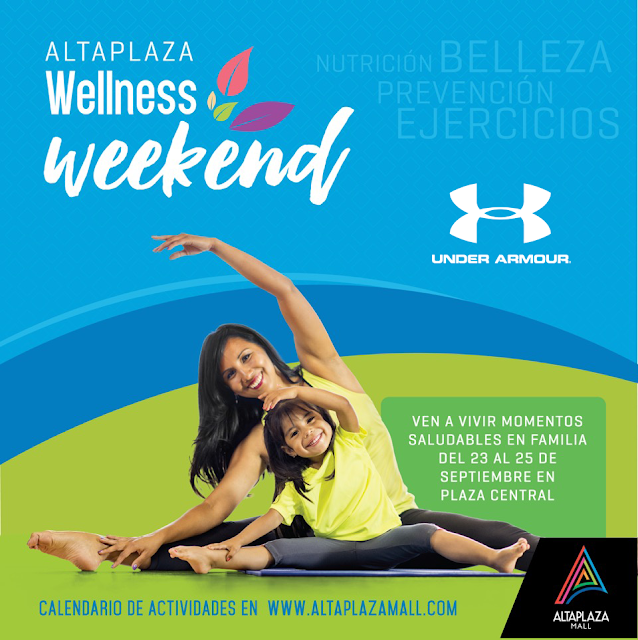 Altaplaza Wellness Weekend